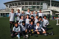 ニュージーランドU-13チーム