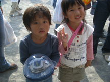 日産賞当選の子どもたち