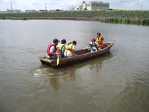 舟の体験3(水害予備船)